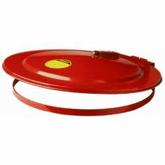 30 Gallon - Fire Safe Drum & Barrel Cover