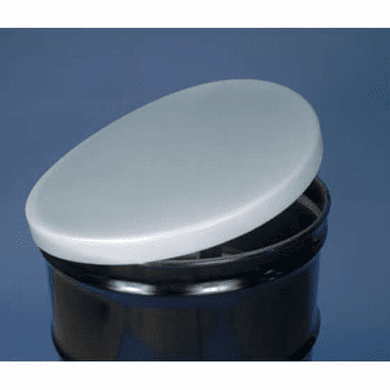 Barrel Covers for 30 Gallon Drum<br>Heavy Duty FDA Plastic (COVER ONLY)
