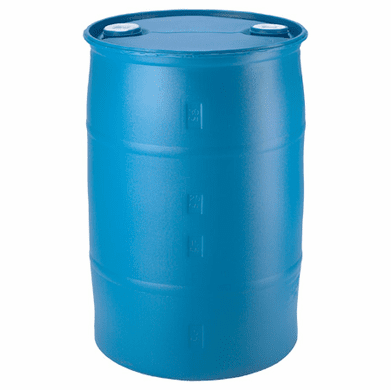 30 Gallon Plastic Drums New