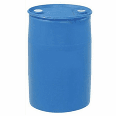 30 Gallon Reconditioned  Plastic  Drums Blue