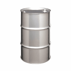 30 Gallon Tight Head Stainless Steel Drums