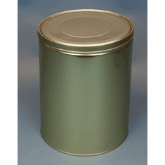 "30 lb Industrial Slip Cover Cans,9 7/8"" x 12 5/8"",80 Pack"