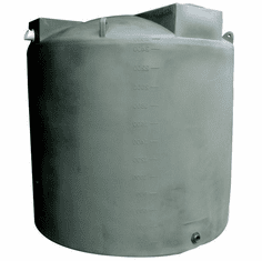 3000 Gallon Plastic Rain Water Storage Tank|Rainwater Harvesting|96�D x 109�H
