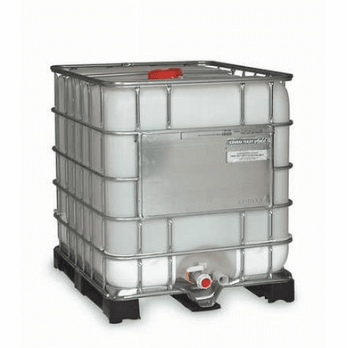 330 Gallon Tote  Passport Tank Intermediate Bulk Containers Plastic Pallet