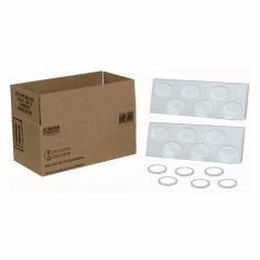 4G Packaging System with Foam for 6-1 Quart Paint Cans