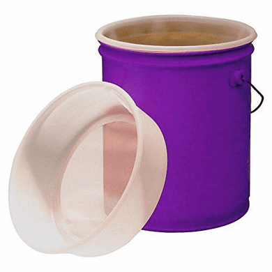 """5 Gallon 200 Micron (Fine) EZ-Strainer Insert For 5 gallon Bucket or 5 Gal Pail - 3 Pack<font color=""""red""""> Free Shipping</font>"""