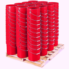 5 Gallon Bucket Bulk ,Red, Pallet of 120