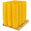 5 Gallon Bucket Bulk ,Yellow, Pallet of 120
