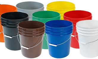 5 Gallon  Bucket & Pail - UN Certified | Food-Grade