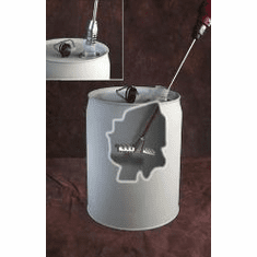 5 Gallon Pails & Jug Mixers, Drum Mixers for Power Drills, Use with Buckets and Jugs