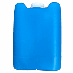"5 Gallon Plastic Jug Closed-Head with 70mm Cap | Blue Color | <br/><font color=""red"">Free Ship</font>"