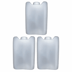 """5 Gallon Plastic Jug Closed-Head with 70mm Cap 