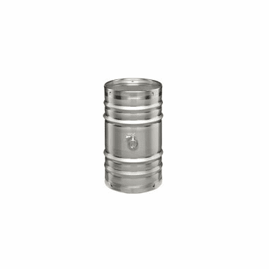 5 Gallon Stainless Steel Wine Barrel