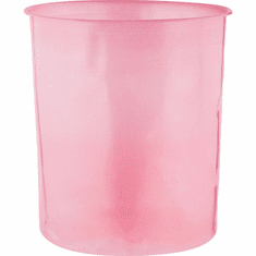 5 Gallon Steel Bucket Liner, LDPE/Anti-Static,100 Pack