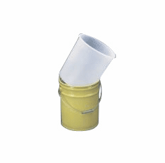 5 Gallon Steel Bucket Liner, Straight-Sided, Polypropylene - Pail Liners,48 Pack