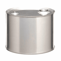 5 Gallon Tight Head Stainless Steel Drums