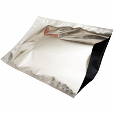 "5 or 6 Gallon Mylar Foil Bag  20"" X 30"" Sealable End"
