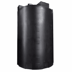 "5000 Gallon Plastic Water Storage Tank-Tall | Long-Term Water Storage | Tall |  Dimensions: 102"" Diameter x 158"" Height"