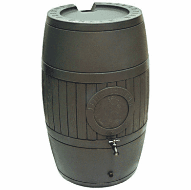 54 Gallon Rain Saver Water Barrel, Free Shipping!