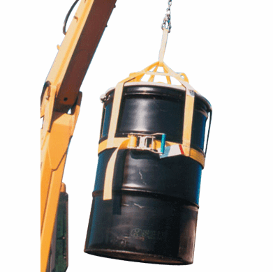 55, 85 Gallon - Drum Web Lifter