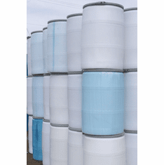 "55 Gal Open Top Food Barrel, Blemished <br><strong><font color=""#FF0000"">Sold Out!</font></strong>"