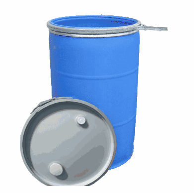 "55 Gallon Drum Plastic  Food-Grade  Reconditioned  Open-head <font Color=""#008000"" Face=""rockwell Bold"" Size=""2"">this Item Ships For  Free!</font>"