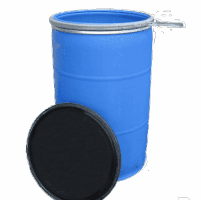 "55 Gallon  Plastic Drums Used Reconditioned  Open-head <br><font color=""#008000"" face=""Rockwell Bold"" >Free Shipping</font>"