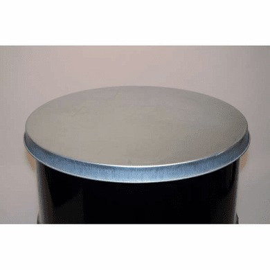 Steel Drum Covers for 55 Gallon Tight-Head Barrel<br>26 Gauge Steel (Cover ONLY)