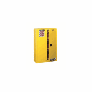 60 Gal 65x34x34 Self Close Justrite 174 Flammable Liquid