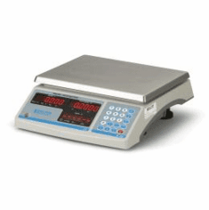 60 lb Capacity Electronic Bench Counting Scale