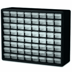 64 Drawer Plastic Storage Cabinets
