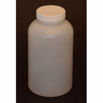 750cc HDPE Wide Mouth Jars,12 Pack