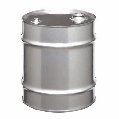 8 Gallon Tight Head Stainless Steel Drums