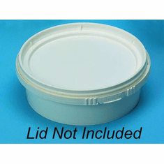 8 oz. Round IPL Retail Series Containers,500 Case Pack