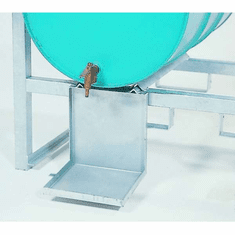 Accessories - Drum Containment Rack Systems, Dispensing Shelf