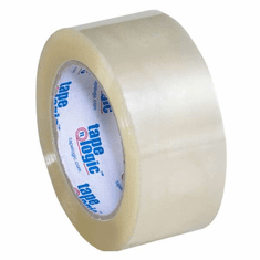 "Acrylic 300 Grade Adhesive Tape Sealing Tape Clear  2"" x 110 Yards  36 Rolls Case"