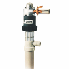 Air Motors - Sethco® High Output  Air Drum Pumps