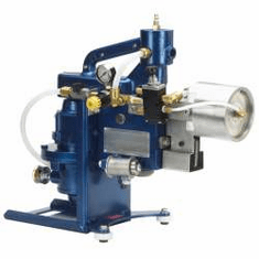 Automatic Airbelow Chime Cut Wizard Self-Propelled Drum Deheaders