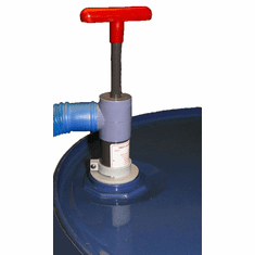 Beckson® Acid Stroke Pump With 2 Inch Buttress Adapter  6' Hose   1 1/2 inch diameter x 38 inches long   delivers 28 ounces a stroke