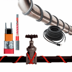 "Briskheat Heating Cables | heat trace cable or heat tape for pipes<br><font color=""#008000"" >Free Shipping</font>"