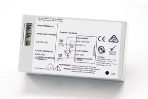 """Single Phase Compressor Soft Starters for HVAC units and heat pumps<br><font color=""""#008000"""" >Free Shipping</font>"""