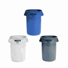 BRUTE Round Containers 20 Gallon