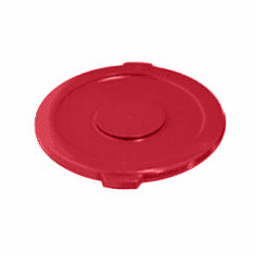 BRUTE snap-on lid for 82643, 82643-60 - Red