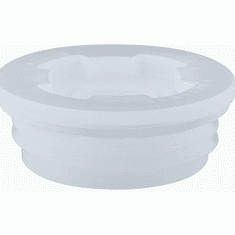 """Bung Cap 2"""" Coarse Thread With  3/4"""" Tap <strong><font Color=""""#ff0000""""> As Low As $1.88</font></strong>"""