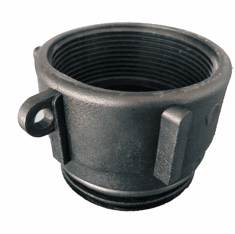 "Bung Cap Adapter 2"" Coarse to Fine <strong><font color=""#FF0000""> $14.95</font></strong>"