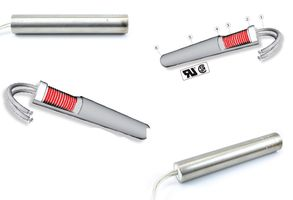 "Cartridge Heaters  stainless steel sheath<br><font color=""#008000"" >Free Shipping</font>"