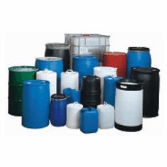 Closed Top Plastic Barrels
