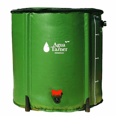 "Collapsible Rain Barrel - Aguatainer 26 Gallon <font color = ""Red"">Free Ship</font>"