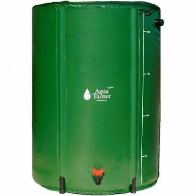 "Collapsible Rain Barrel | Water Barrel, 59 Gallon <font color = ""red"">Free Ship</font>"