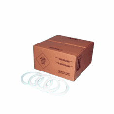 Corrugated Cardboard Hazmat UN 4G Packaging and Armlok� without Foam for Gallon Paint Cans